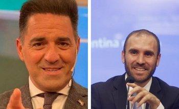 El elogio de Iúdica a Guzmán por el acuerdo con los bonistas | Televisión