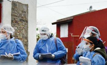 Hubo 84 muertes por COVID-19 en un día | Coronavirus en argentina