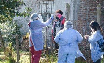 Registran 98 muertes por COVID-19 y menos de 4 mil casos en un dia | Coronavirus en argentina