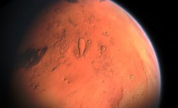 Increíble hallazgo: descubren que los valles de Marte estaban cubierto | Espacio exterior