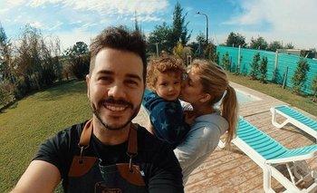 El dramático relato de Magaldi por la salud de su hijo   Televisión
