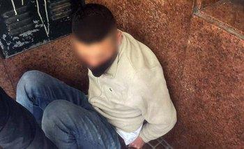 Capturan a un motochorro tras robar 10 mil dólares en Recoleta   Policiales