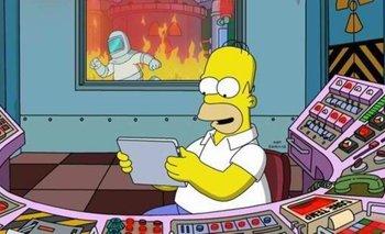 Los Simpson: ¿Cuánto gana Homero en la planta nuclear?   Series
