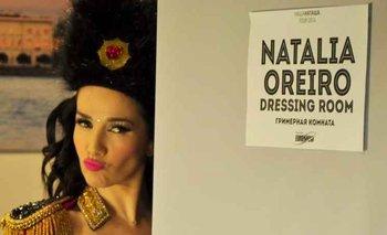 Nasha Natasha: O cuando Natalia Oreiro conquistó Rusia | Estrenos de cine