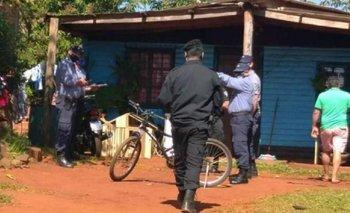 Femicidio: matan a una mujer de un balazo y detienen al hijastro | Policiales