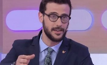 Diego Leuco defendió la meritocracia para atacar a Alberto   Televisión