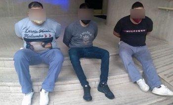 Tomaron de rehén al portero de un edificio: fueron detenidos | Policiales