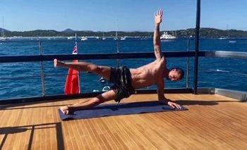 Las extravagantes vacaciones de Zlatan Ibrahimovic en un crucero | Fútbol
