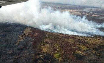 Incendio en el Delta: cómo se combate y su perjuicio en la salud | Crisis ambiental