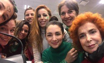 Integrante de Actrices Argentinas lanzó una fuerte denuncia | Crisis económica