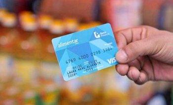 Tarjeta Alimentar: cronograma de acreditación en agosto | Tarjeta alimentar