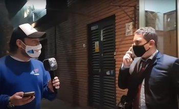 El lamentable gesto de Jonatan Viale a Ezequiel Guazzora | America tv