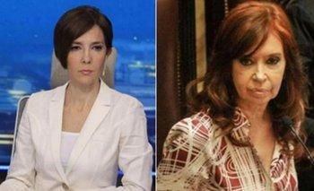 La pregunta de Cristina Pérez a Cristina Kirchner por Google | Medios