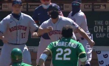 VIDEO: Batalla campal en las Ligas Mayores de béisbol de EE.UU. | Beisbol