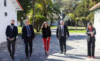 Alberto anunció obra pública con perspectiva de genero | Coronavirus en argentina