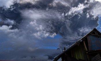 Las impresionantes fotos de la erupción del volcán Sinabung | Fenómenos naturales