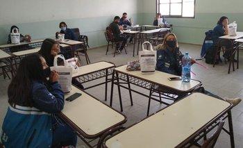 Histórica vuelta a clases en San Juan | Coronavirus en argentina