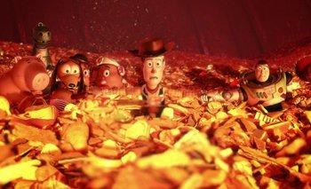Los juguetes de Toy Story, ¿pueden morir?   Cine
