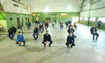 Fuerte apoyo a los clubes de barrio en plan post pandemia | Coronavirus en argentina