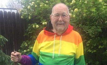 A los 90 asumió ser homosexual para encontrar a un viejo amor | Comunidad lgbt