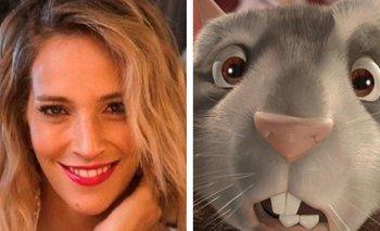 Luisana Lopilato compartió un encuentro con el ratón Pérez | En redes