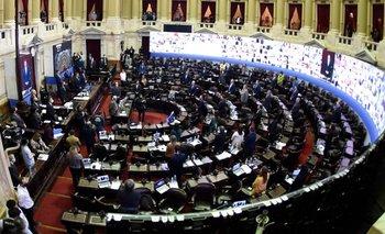 El oficialismo asegura que JxC busca paralizar Diputados | Congreso