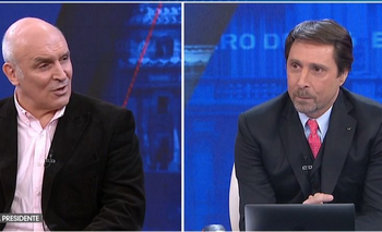 Feinmann cruzó fuerte a Espert y lo hizo enojar en cámara | Medios