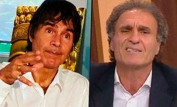 Oscar Ruggeri paró en seco a Claudio María Domínguez en vivo | Fox sports