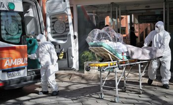 Muertes por coronavirus: radiografía de la pandemia en la Provincia | Coronavirus en argentina