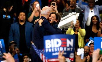 Kamala Harris: vice de Biden y guardiana del Partido Demócrata   Elecciones en estados unidos
