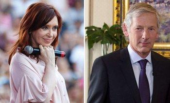 El ataque de Longobardi a CFK por la reforma judicial | Medios