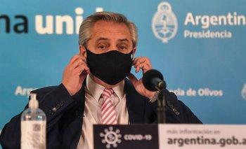 El barbijo es político | Coronavirus en argentina