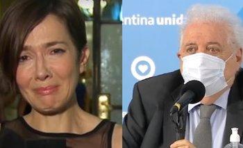 El incómodo momento de Cristina Pérez por una respuesta de Ginés  | Medios