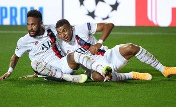 Francia: Mbappé dio positivo de coronavirus y en el PSG estallaron | Fútbol