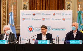 Anuncio clave de Kicillof para el sistema sanitario bonaerense | Coronavirus en argentina
