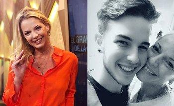 El emotivo mensaje de Carina Zampini a su hijo | En redes