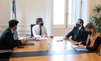Salvar la cultura: Bauer y Cafiero anuncian créditos a tasa cero  | Crisis económica