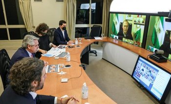 Inminente anuncio: última cumbre de Alberto con gobernadores   Coronavirus en argentina