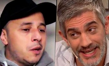 "Pablo Echarri fulminó a El Dipy: ""Forro de la derecha"" | En redes"