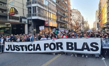 Crimen de Blas Correas: se rompe el pacto de silencio de los policías | Gatillo fácil