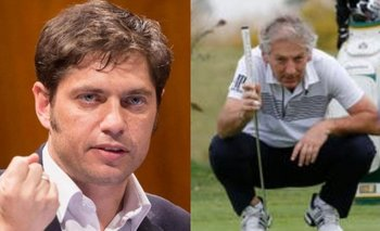 Axel Kicillof cruzó a Longobardi por exigir el regreso del golf | Coronavirus en argentina