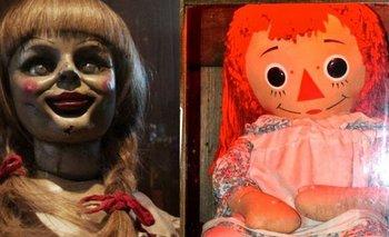 Pánico: desapareció Annabelle, la muñeca diábolica  | Fenómenos paranormales