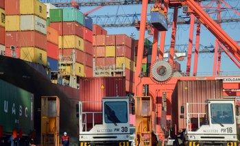 La balanza comercial tuvo un superávit mayor a U$S 600 millones | Indec