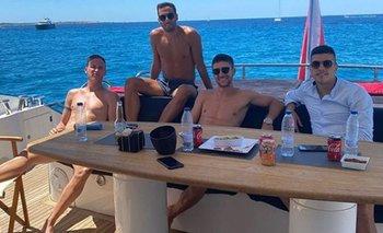 Vietto y Battaglia, positivos de coronavirus tras compartir vacaciones | Fútbol