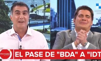 Laje y Andino hicieron chistes con un hecho de la dictadura militar   Televisión