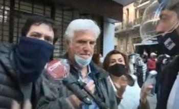 Muy grave: emboscaron a C5N para insultar a Gustavo Sylvestre   Coronavirus en argentina