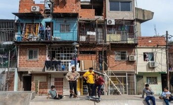 Se creó un Programa de Emergencias para Barrios Populares | Coronavirus en argentina