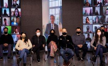 Alberto Fernández celebró la unidad de las organizaciones sociales | Unidad popular