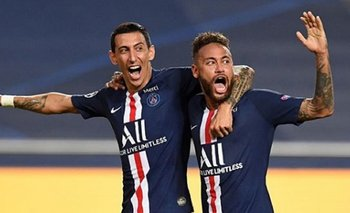 El particular apodo que Neymar le puso a Di María en el PSG | Fútbol