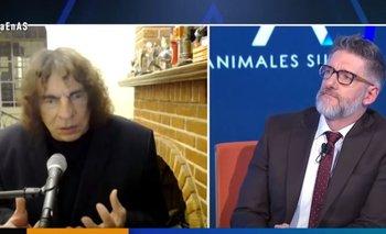Alejandro Dolina, contundente sobre la cuarentena frente a Novaresio | Animales sueltos